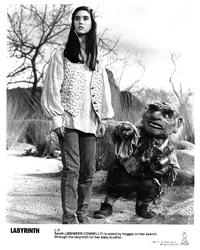 Labyrinth - 8 x 10 B&W Photo #11