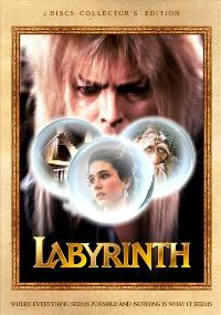 Labyrinth - 27 x 40 Movie Poster - Style D