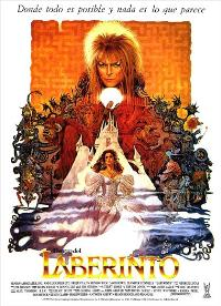 Labyrinth - 11 x 17 Movie Poster - Spanish Style A