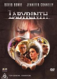 Labyrinth - 27 x 40 Movie Poster - Australian Style A