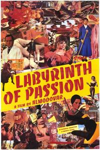 Labyrinth of Passion - 27 x 40 Movie Poster - Style A