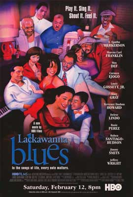 Lackawanna Blues - 11 x 17 Movie Poster - Style A