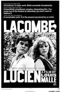 Lacombe Lucien - 43 x 62 Movie Poster - Bus Shelter Style A