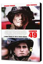 Ladder 49 - 27 x 40 Movie Poster - Style A - Museum Wrapped Canvas