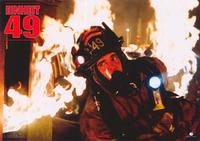 Ladder 49 - 11 x 14 Poster German Style A