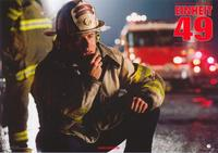 Ladder 49 - 11 x 14 Poster German Style E