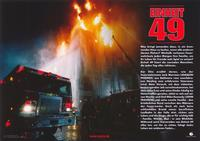 Ladder 49 - 11 x 14 Poster German Style H