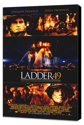 Ladder 49 - 11 x 17 Movie Poster - Style C - Museum Wrapped Canvas