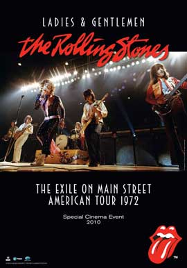 Ladies and Gentlemen: The Rolling Stones - 11 x 17 Movie Poster - Style A