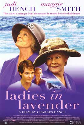 Ladies in Lavender - 11 x 17 Movie Poster - Style A