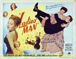 Ladies' Man - 30 x 40 Movie Poster - Style A