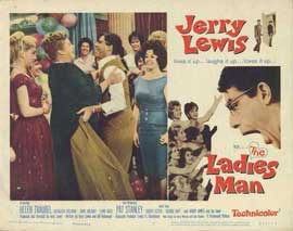 The Ladies' Man - 11 x 14 Movie Poster - Style F