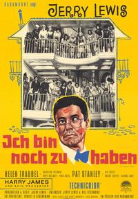 The Ladies' Man - 11 x 17 Movie Poster - German Style A