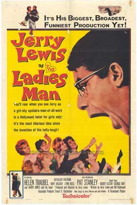 The Ladies' Man - 11 x 17 Movie Poster - Style B