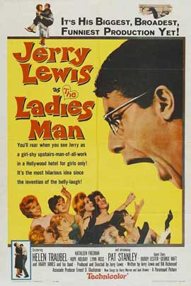 The Ladies' Man - 27 x 40 Movie Poster - Style B