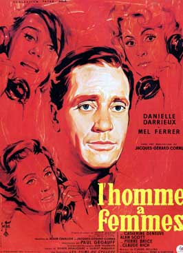 The Ladies' Man - 27 x 40 Movie Poster - French Style A