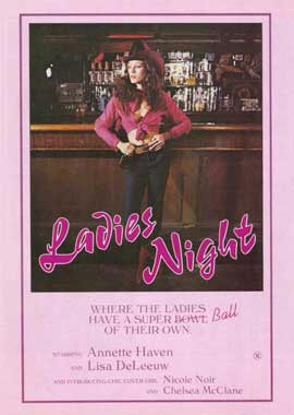 Ladies Night - 11 x 17 Movie Poster - Style A