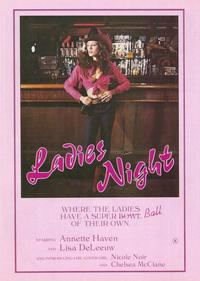 Ladies Night - 27 x 40 Movie Poster - Style A