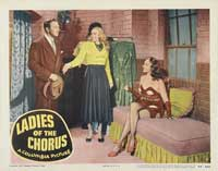 Ladies of the Chorus - 11 x 14 Movie Poster - Style B