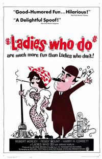 Ladies Who Do - 11 x 17 Movie Poster - Style A