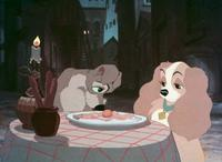 Lady and the Tramp - 8 x 10 Color Photo #18