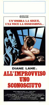 Lady Beware - 13 x 28 Movie Poster - Italian Style A