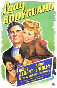 Lady Bodyguard - 27 x 40 Movie Poster - Style A