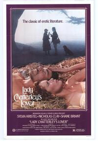 Lady Chatterley's Lover - 27 x 40 Movie Poster - Style A