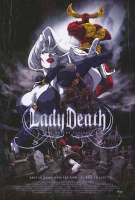 Lady Death - 24 x 36 Movie Poster - Style A