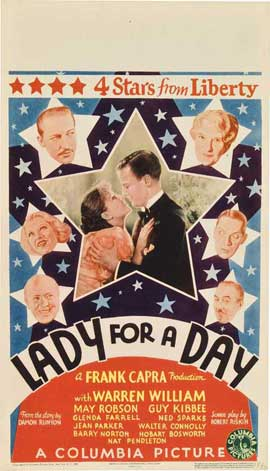 Lady for a Day - 11 x 17 Movie Poster - Style A