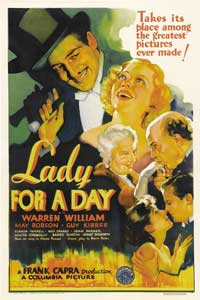 Lady for a Day - 27 x 40 Movie Poster - Style B