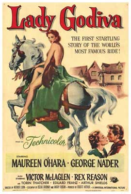 Lady Godiva - 27 x 40 Movie Poster - Style A