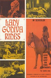 Lady Godiva Rides - 11 x 17 Movie Poster - Style A
