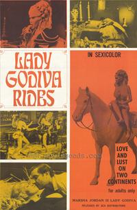 Lady Godiva Rides - 27 x 40 Movie Poster - Style A