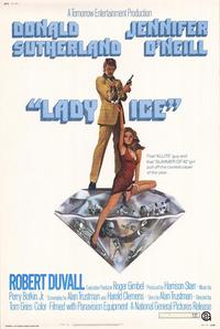 Lady Ice - 27 x 40 Movie Poster - Style A