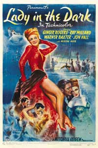 Lady in the Dark - 43 x 62 Movie Poster - Bus Shelter Style A