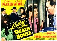 Lady in the Death House - 11 x 14 Movie Poster - Style A
