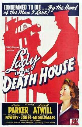Lady in the Death House - 11 x 17 Movie Poster - Style A