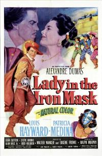 Lady in the Iron Mask - 27 x 40 Movie Poster - Style A