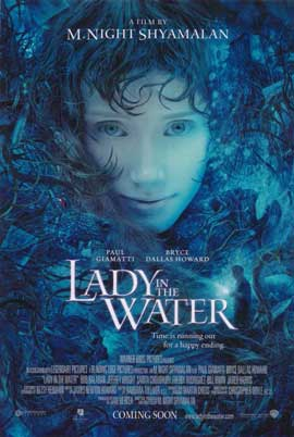 Lady in the Water - 11 x 17 Movie Poster - Style B
