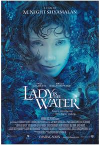 Lady in the Water - 43 x 62 Movie Poster - Bus Shelter Style B