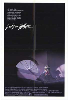 The Lady in White - 27 x 40 Movie Poster - Style A