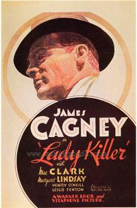 Lady Killer - 43 x 62 Movie Poster - Bus Shelter Style A