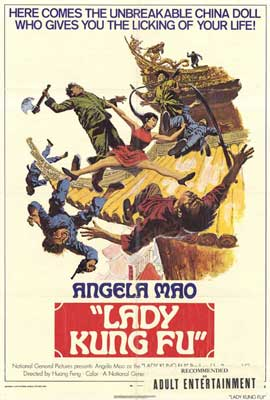 Lady Kung Fu - 27 x 40 Movie Poster - Style A