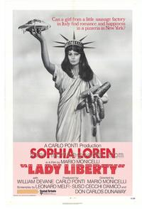 Lady Liberty - 27 x 40 Movie Poster - Style A