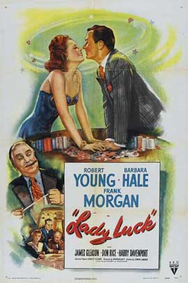 Lady Luck - 27 x 40 Movie Poster - Style A