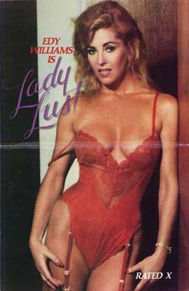 Lady Lust - 11 x 17 Movie Poster - Style A