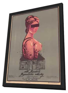 Lady Macbeth of Mtsensk District - 11 x 17 Movie Poster - Russian Style A - in Deluxe Wood Frame