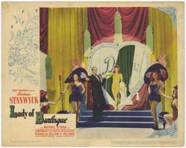Lady of Burlesque - 11 x 14 Movie Poster - Style C