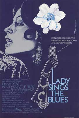 Lady Sings the Blues - 11 x 17 Movie Poster - Style B